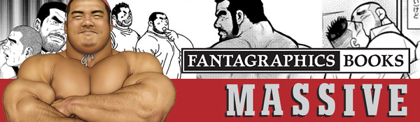 Massive Bara Anthology Rescued by Fantagraphics