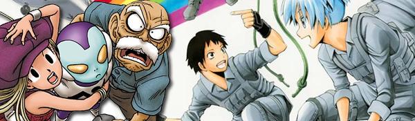 Viz Media Flies Shonen Jump's Jaco To Print and Assassins to the Classroom