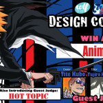 Viz Media and We Love Fine Team Up for Shirt Design Contest