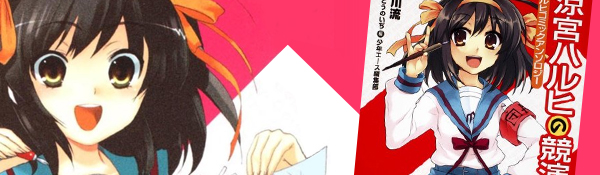 Yen Press Collects Haruhi Anthologies for October Omnibus