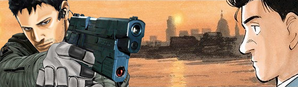 Viz Media Adds Master Keaton and Resident Evil to Signature Line