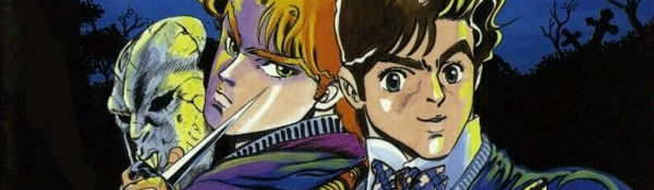 Viz Media Visits Jojo's First Bizarre Adventures with Phantom Blood